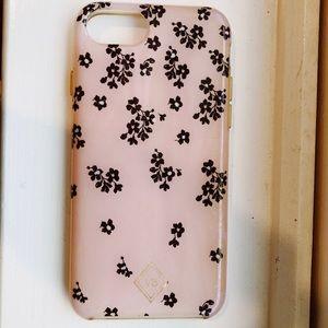 Vera Bradley Light Pink iPhone 6/7/8 case